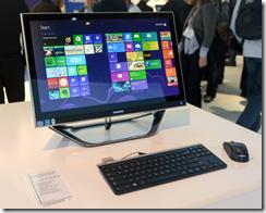 Samsung All-In-One running Windows 8