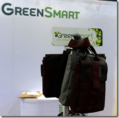 GreenSmart recycled bags