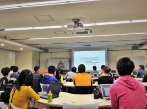 Classroom @ University of Tokyo
