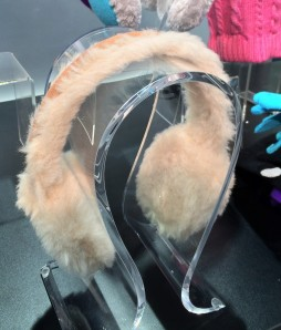 Fun Fuzzy headphones